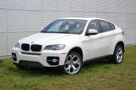 BMW X6 E71 - 35i xDrive, 225 kW