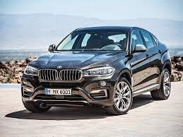 BMW X6 F16 (2014+) - 50i, 330 kW