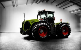 Claas Xerion - 3800, 364 kW
