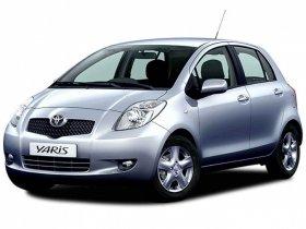 Toyota Yaris - 1.0i, 50 kW