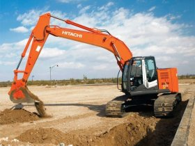 Hitachi Construction ZX210-3