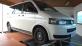 Chiptuning a měření výkonu na válcové zkušebně užitkového vozu Transporter T5 2.0 TDI CR
