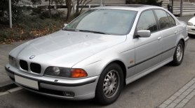 5 E39 (1995 - 2003)