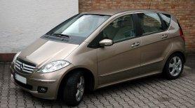 A (W168, 2001 - 2004)