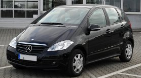 A (W169, 2004 - 2012)