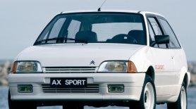 AX (1986 - 1997)