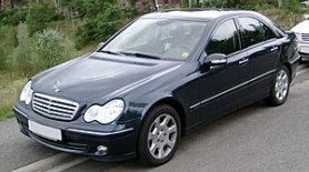 C (W203, 2004 - 2007)