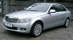 C (W204, 2007 - 2010)