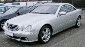 CL (C215, 2002 - 2006)