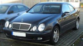 CLK (W208, 1998 - 2002)