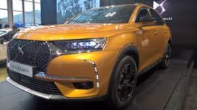 DS7 Crossback (2017+)