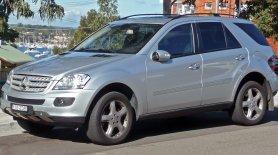 ML (W164, 2009 - 2011)