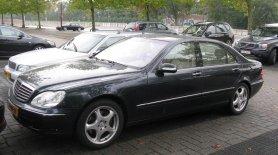 S (W220, 1997 - 2002)