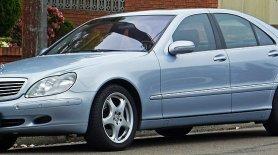 S (W220, 2002 - 2005)