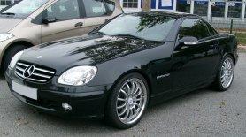 SLK (R170, 2000 - 2004)