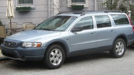 V70 - II (2007 - 2012)